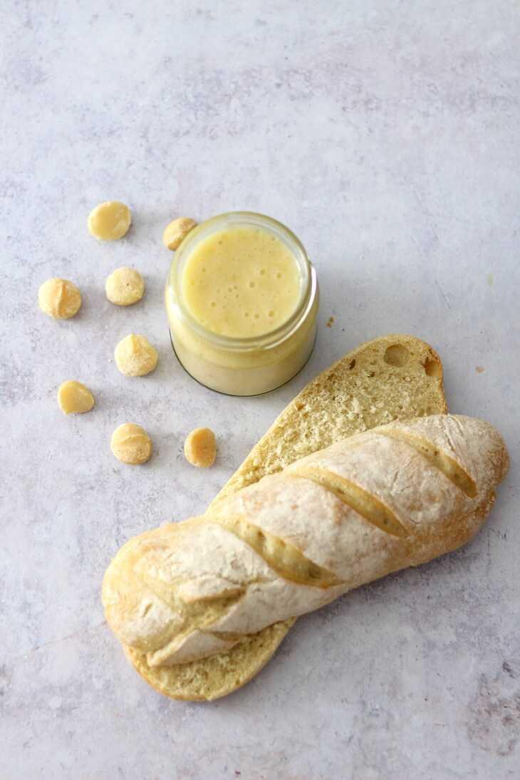 Macadamia Aufstrich Thermomix | bäckerina.de