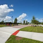 exterior Kissimmee Fire Station No. 11
