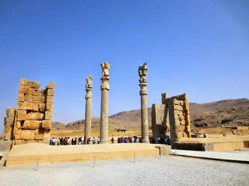 Historischer Ort Persepolis