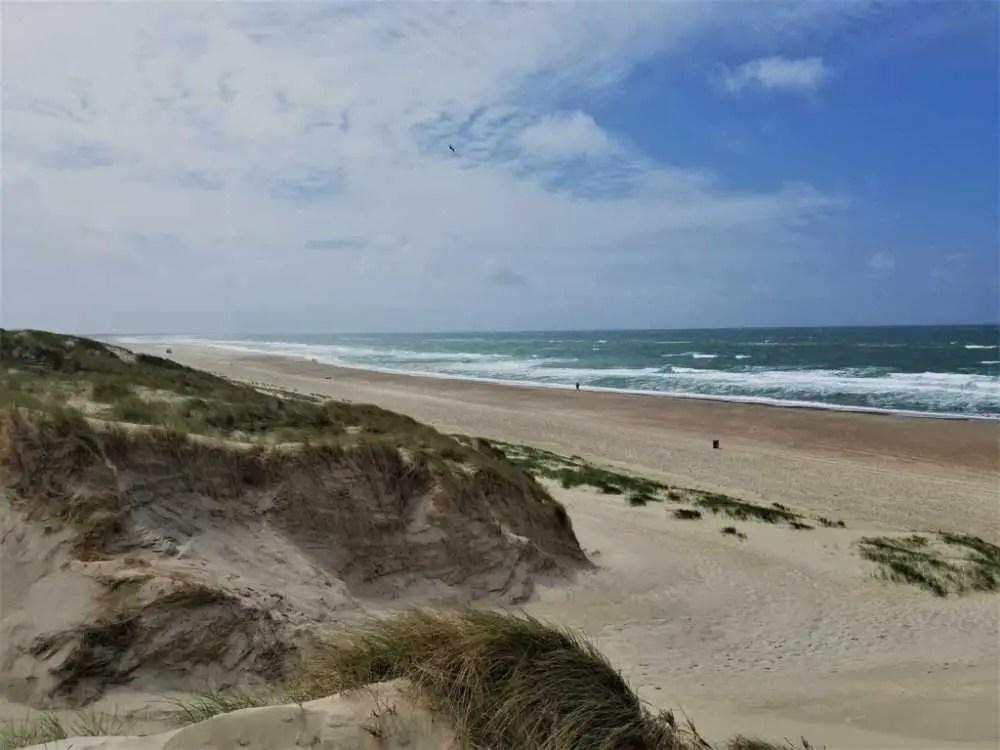 Die Westküste von Dänemark, ein Paradies für Wassersportler und Naturliebhaber.