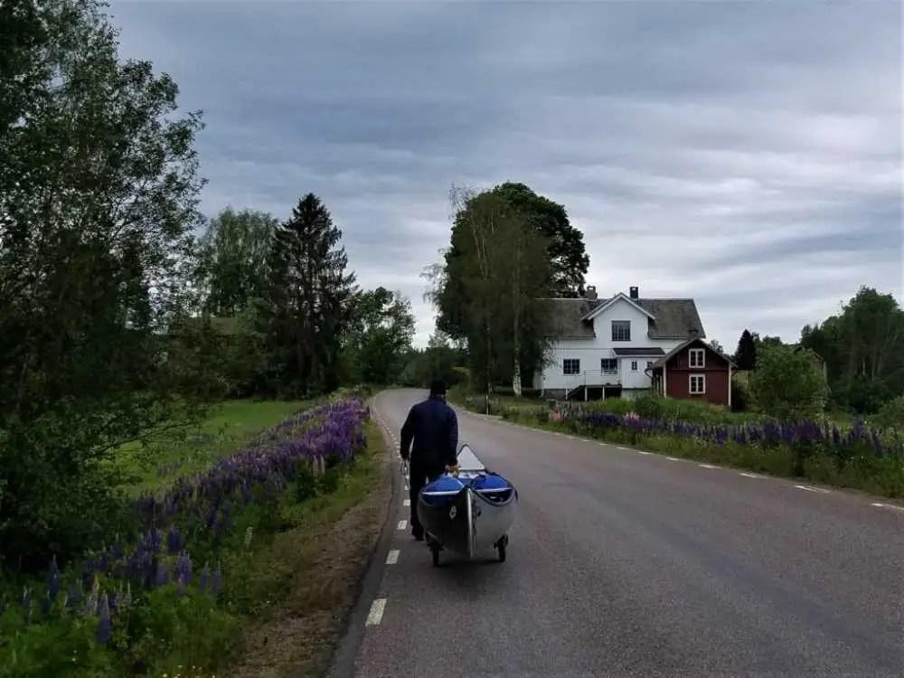 Südschweden Kanu-Tour
