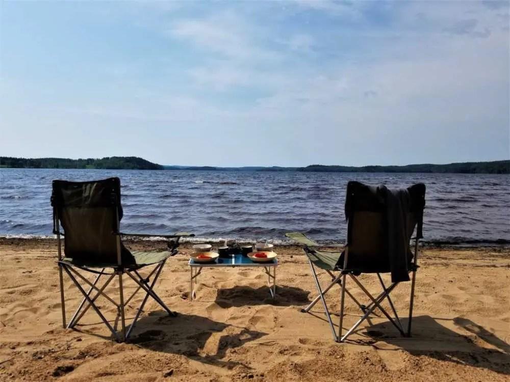 Schweden Anfang Juni mit dem Camper