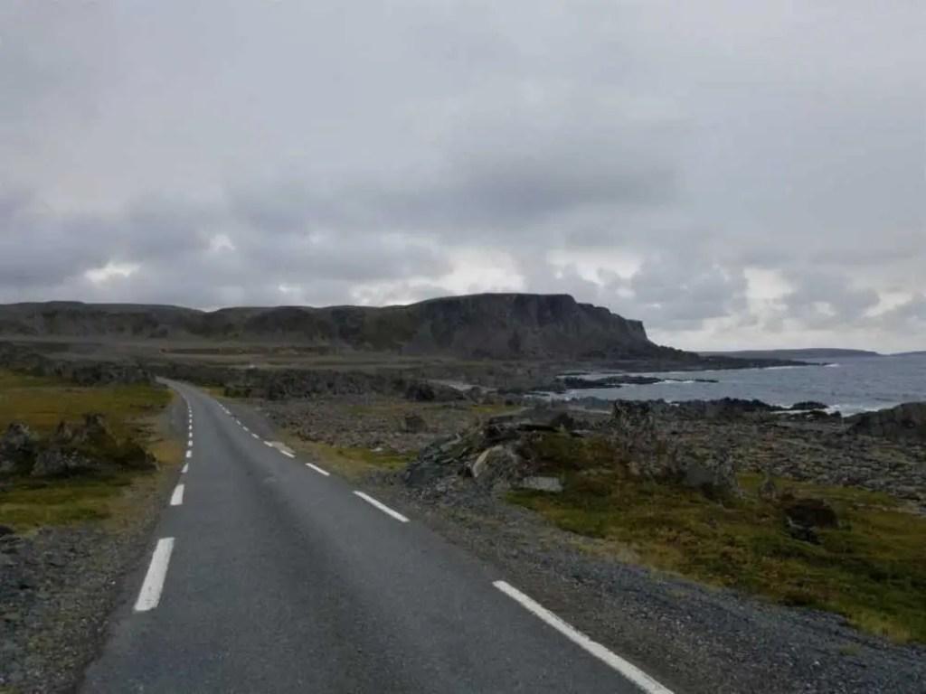 Der Nordosten der Finnmark