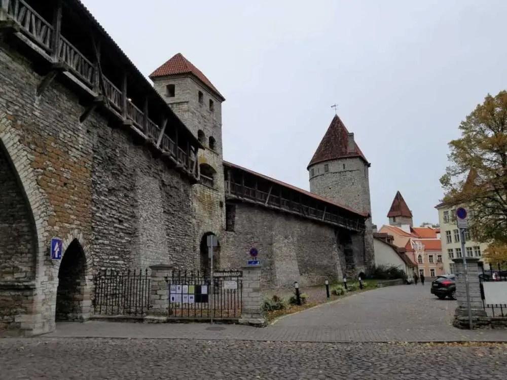 Tallinn im Baltikum
