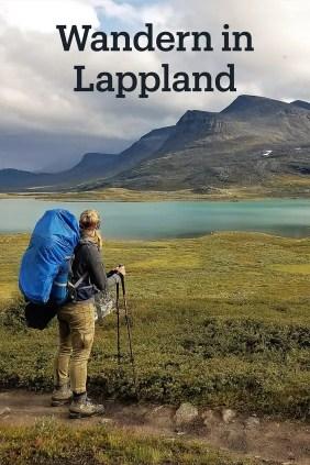 Trekking und Wandern in Lappland