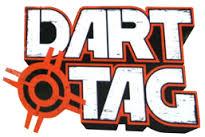 Logo der Dart-Tag Serie von Nerf