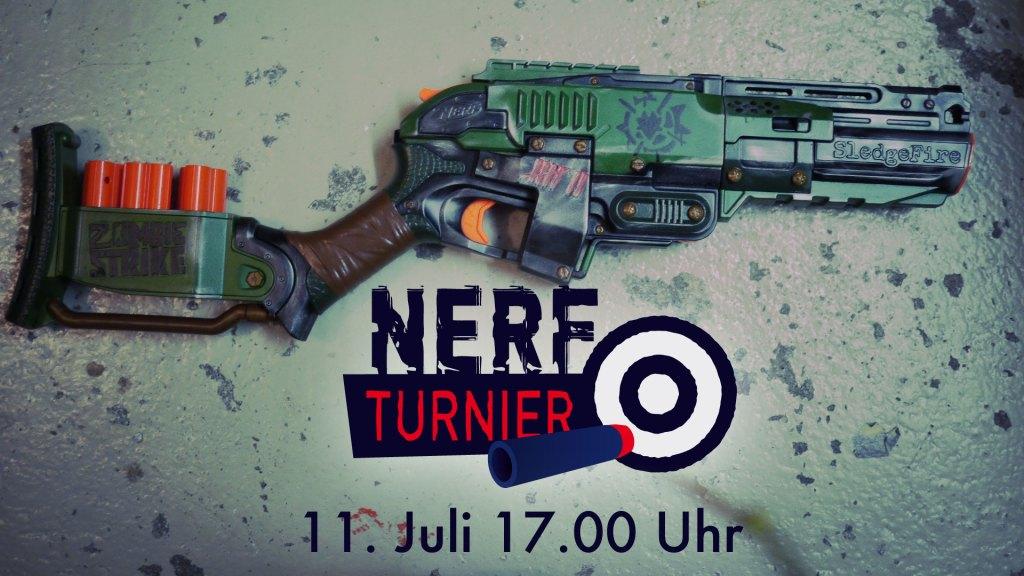 Nerfevent von Meister Fux am 11. Juli in der Schweiz