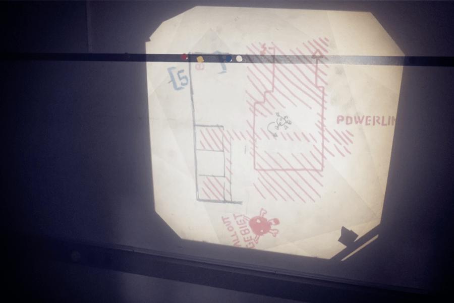 Der Plan mit der Energieversorgung und geheimen Blaster-Versteck