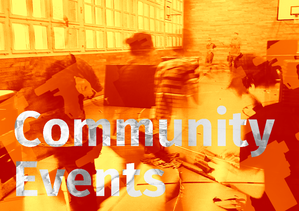 Community Nerfevents bis September (supported by baerundfux.ch)