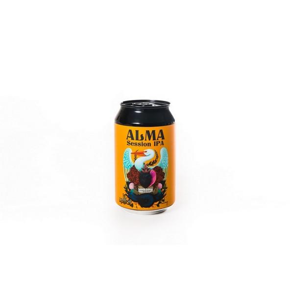 Alma, Bière Blonde