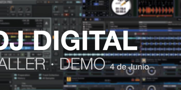 Taller de DJ Digital