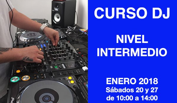 curso de dj nivel intermedio