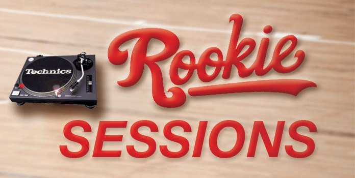 Rookie DJ Sessions