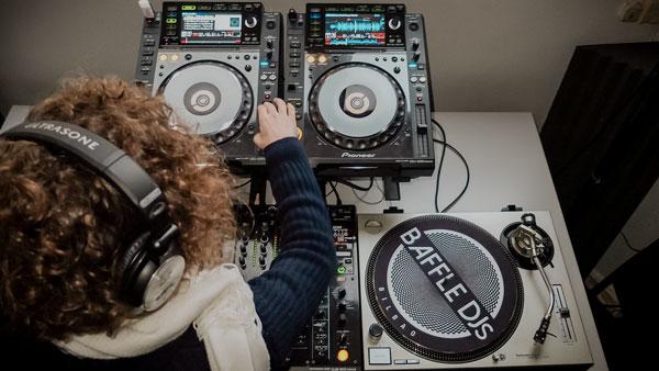 Cursos DJ y Producción septiembre 2018