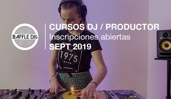 Cursos DJ