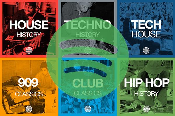 Playlists Baffle DJs
