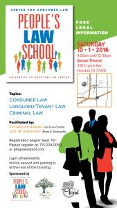 Law Workshop