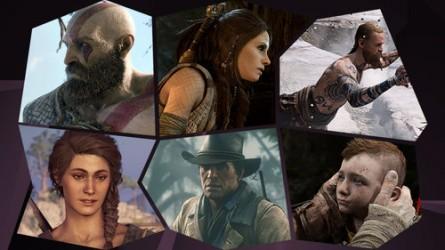 Personnages dont les performances ont été retenues pour les BAFTA Game Awards 2019