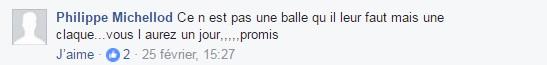 Philippe Michellod 25.02.2017