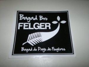 Autocollant Bagad Bro Felger