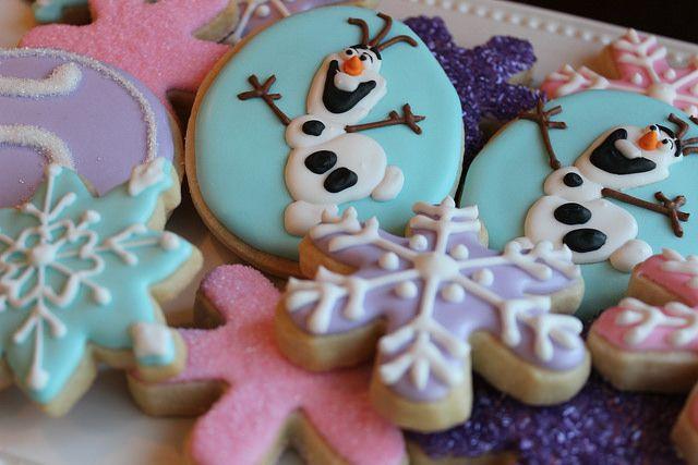 biscoitos frozen