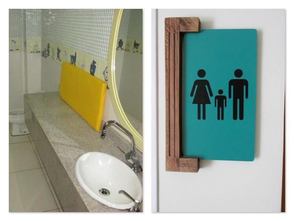 banheiro familia rio quente resorts