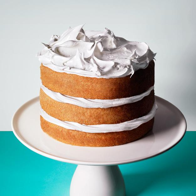 Naked Cake - Aprenda a receita deste bolo maravilhoso - Do