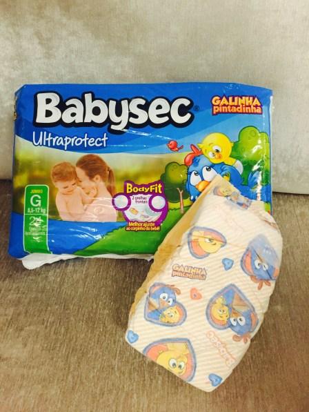 babysec pacote