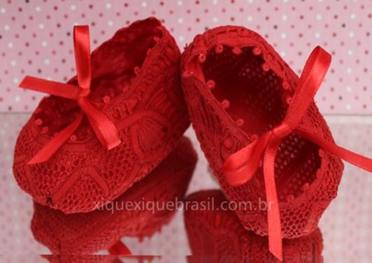 sapatinho vermelho