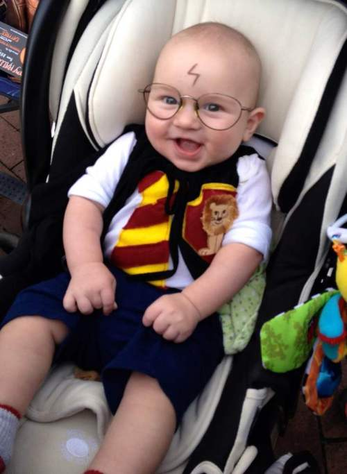 fantasia harry potter baby