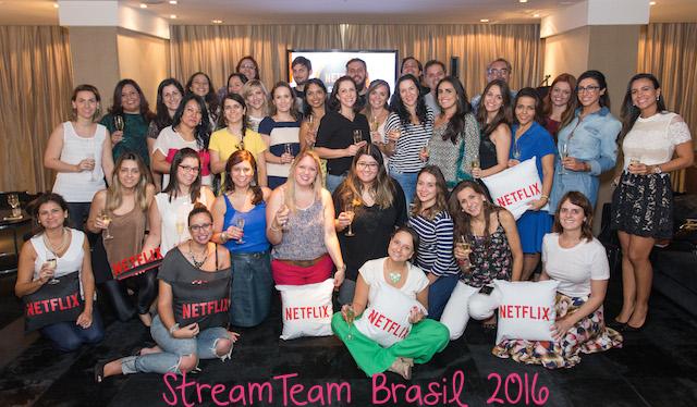 SAO PAULO, SP, BRASIL, 2016-03-30: Evento de apresentação do Stream Team da Netflix. (Foto: Henrique Manreza)