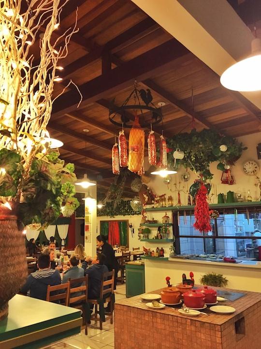 restaurante cordazzos penha