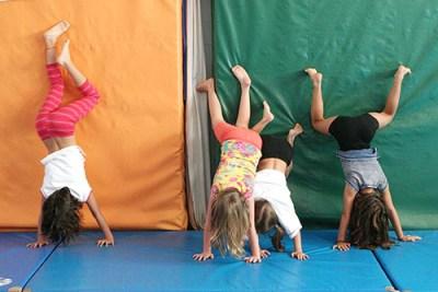 aulas de circo para crianças