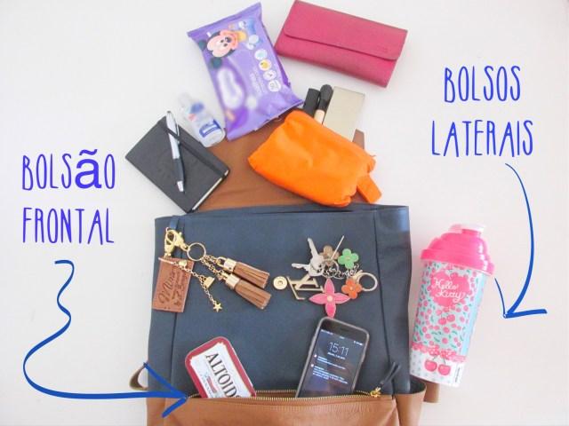 mochila personalizada mims bags