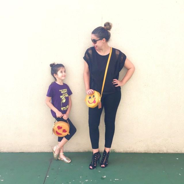 mae e filha de bolsas iguais