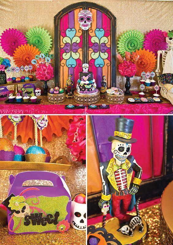 festa infantil mexicana