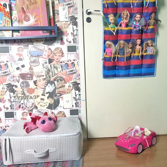 dicas para organizar brinquedos de crianças