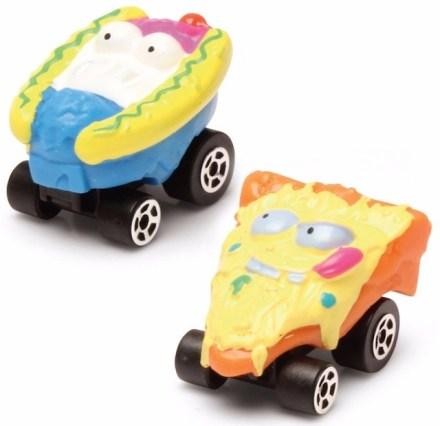 carrinhos trash wheels