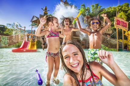 Resorts Para Crianças rio quente