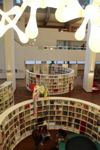 Biblioteca pública de Amsterdam