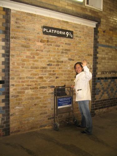 Indo para Hogwarts!