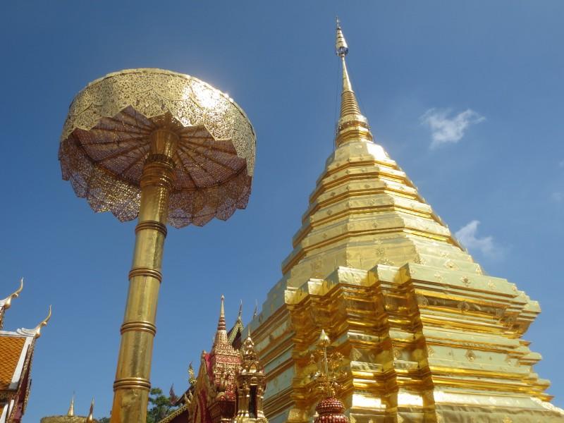 Thailand_doi suthep chiang mai