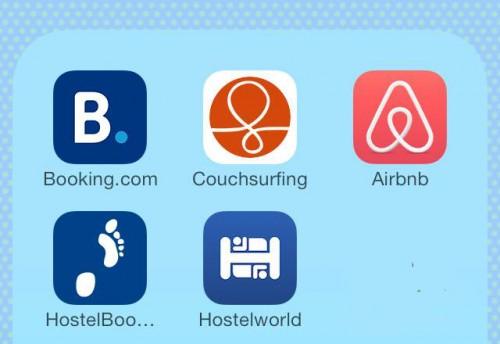 Apps para hospedagem