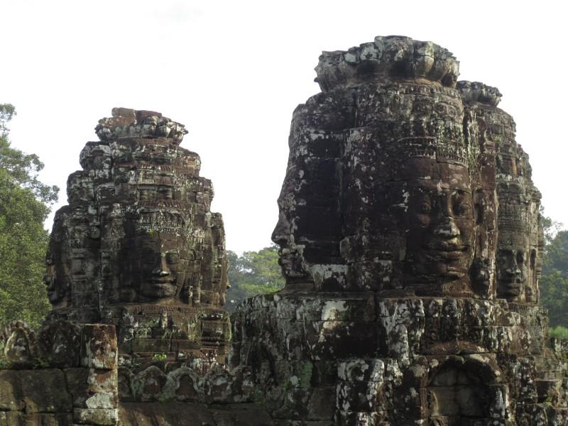 Bayon-templo-camboja