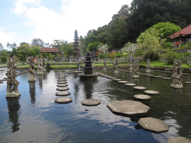 Templo-tirta-gangga-Bali