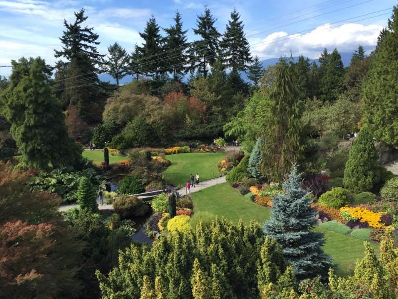 Vancouver Tami_ Queen Elizabeth Park
