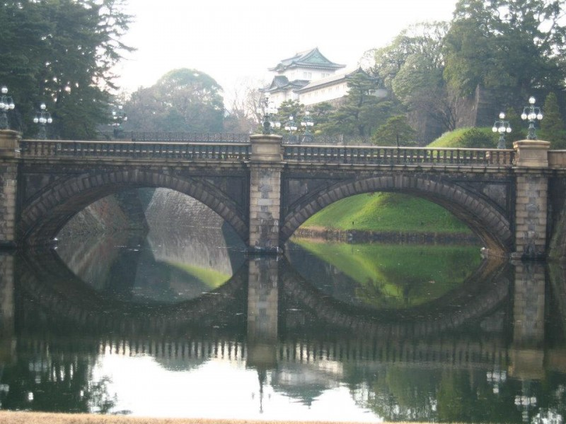 Tokyo_imperial palace
