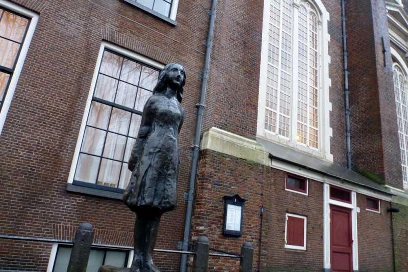 Anne Frank House (Foto: sarowen via Visual Hunt / CC BY-NC-ND)