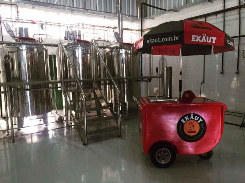 Ekaut - Recife beer tour