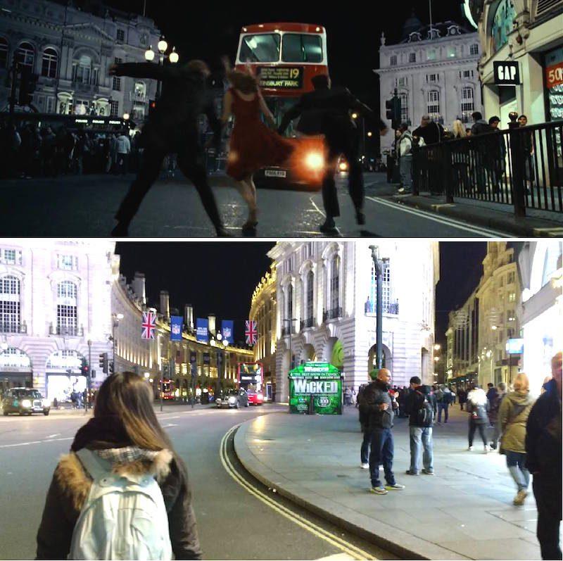 Pri Harry Potter_Shaftesbury Avenue